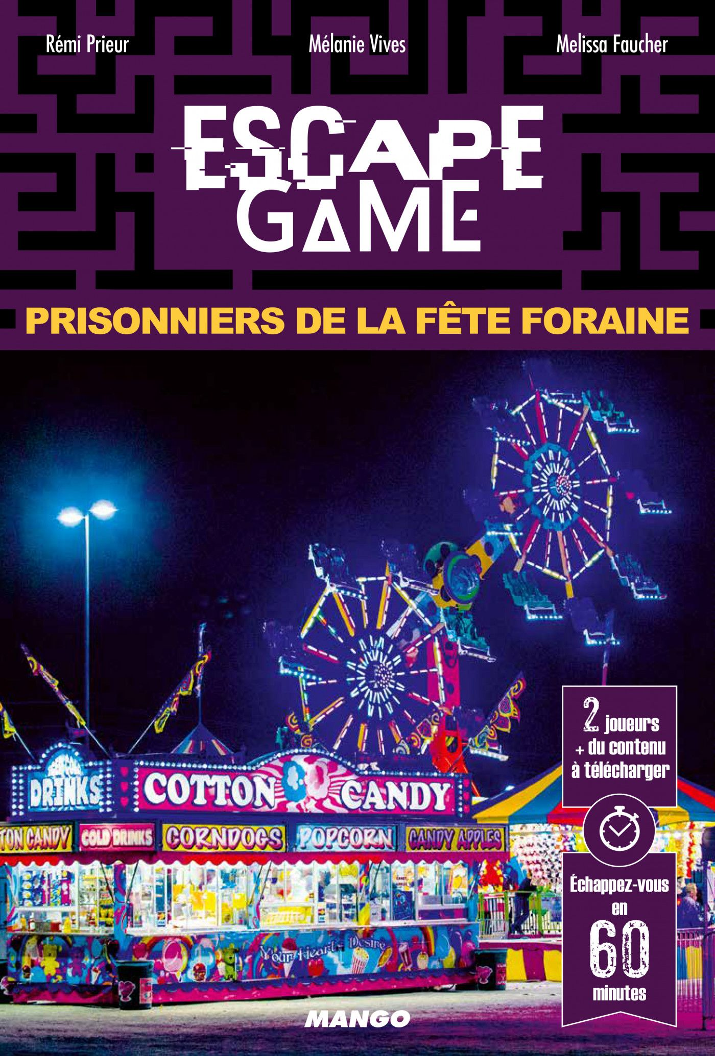 Escape Game 9782317012822