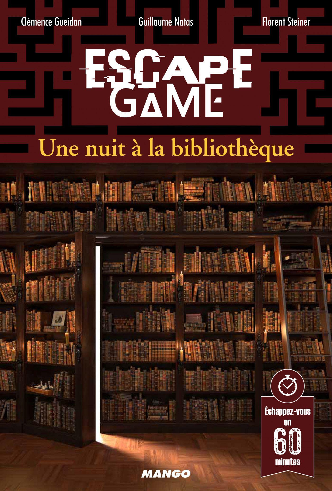 Escape Game 9782317012846