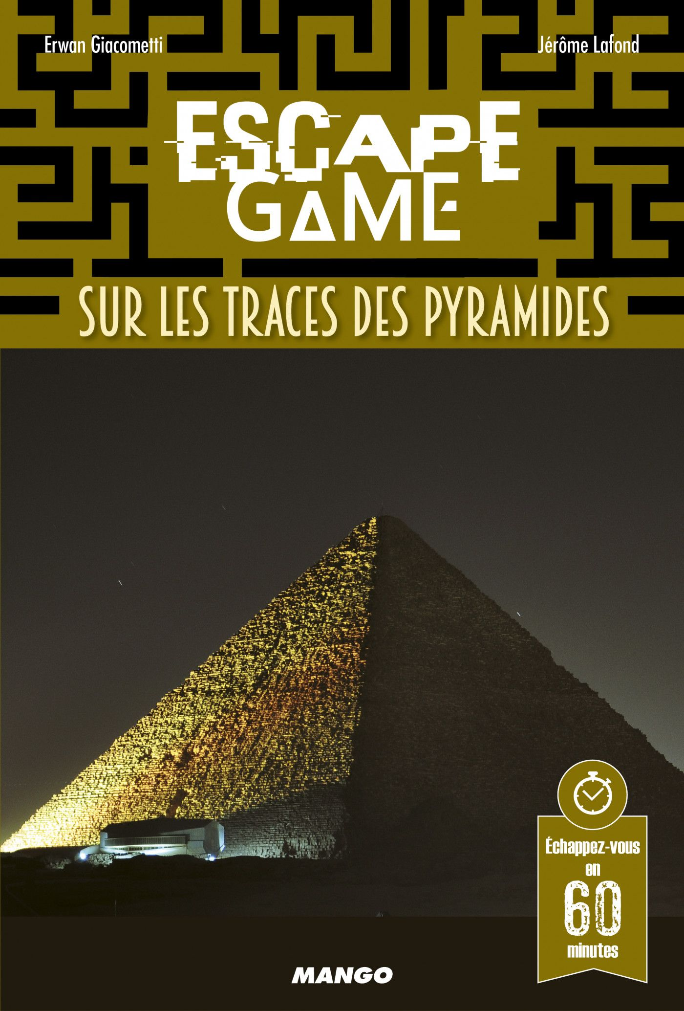 Escape Game 9782317012921