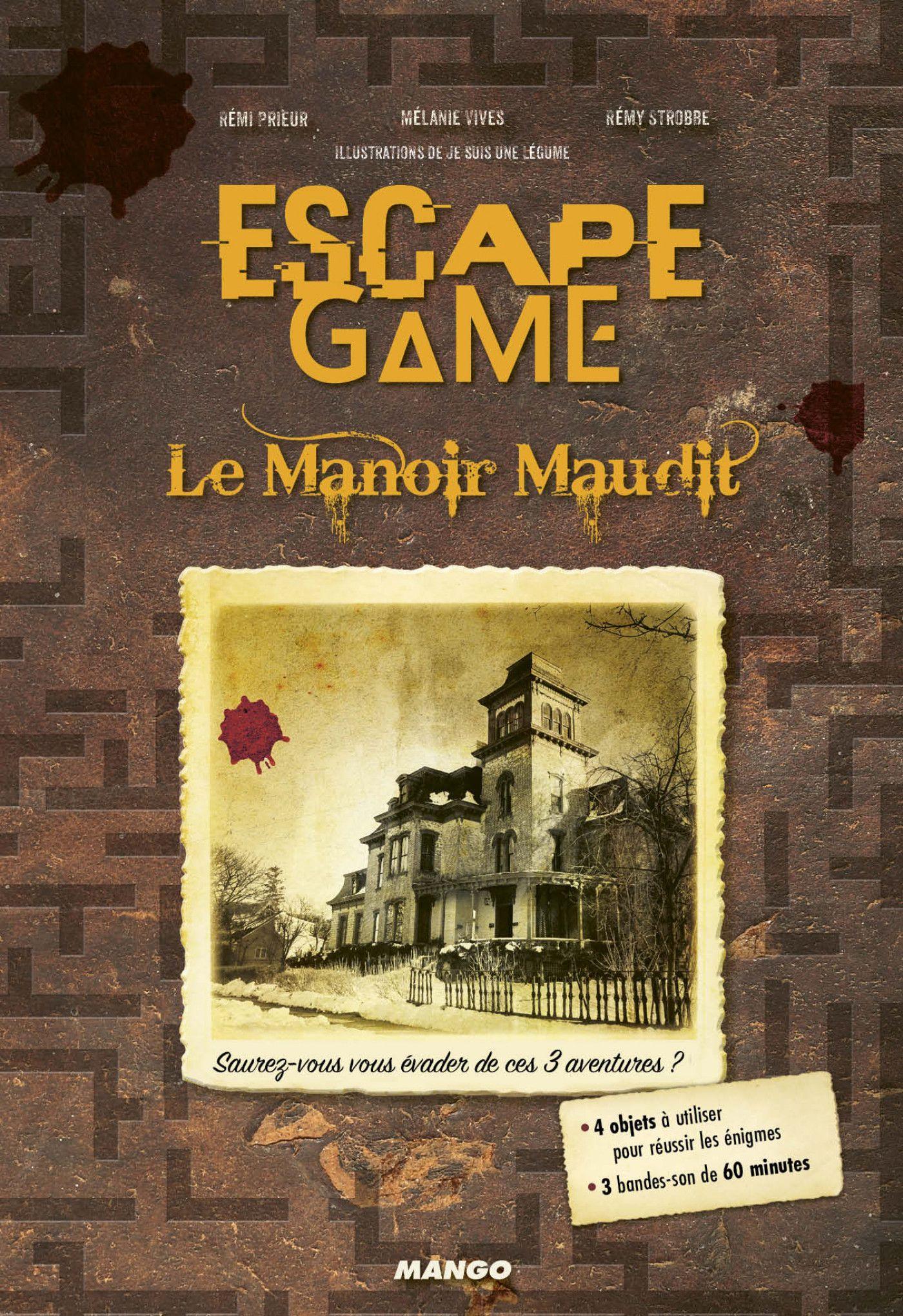 Escape Game 9782317013027