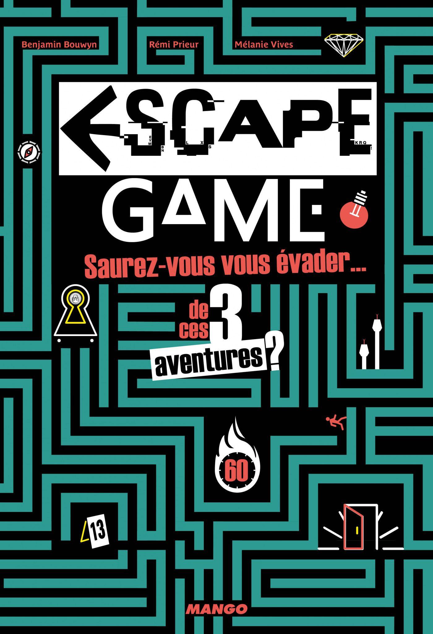 Escape Game 9782317015236