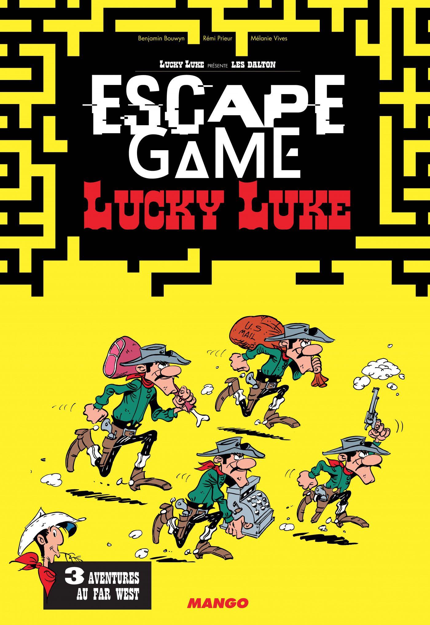 Escape Game 9782317015434