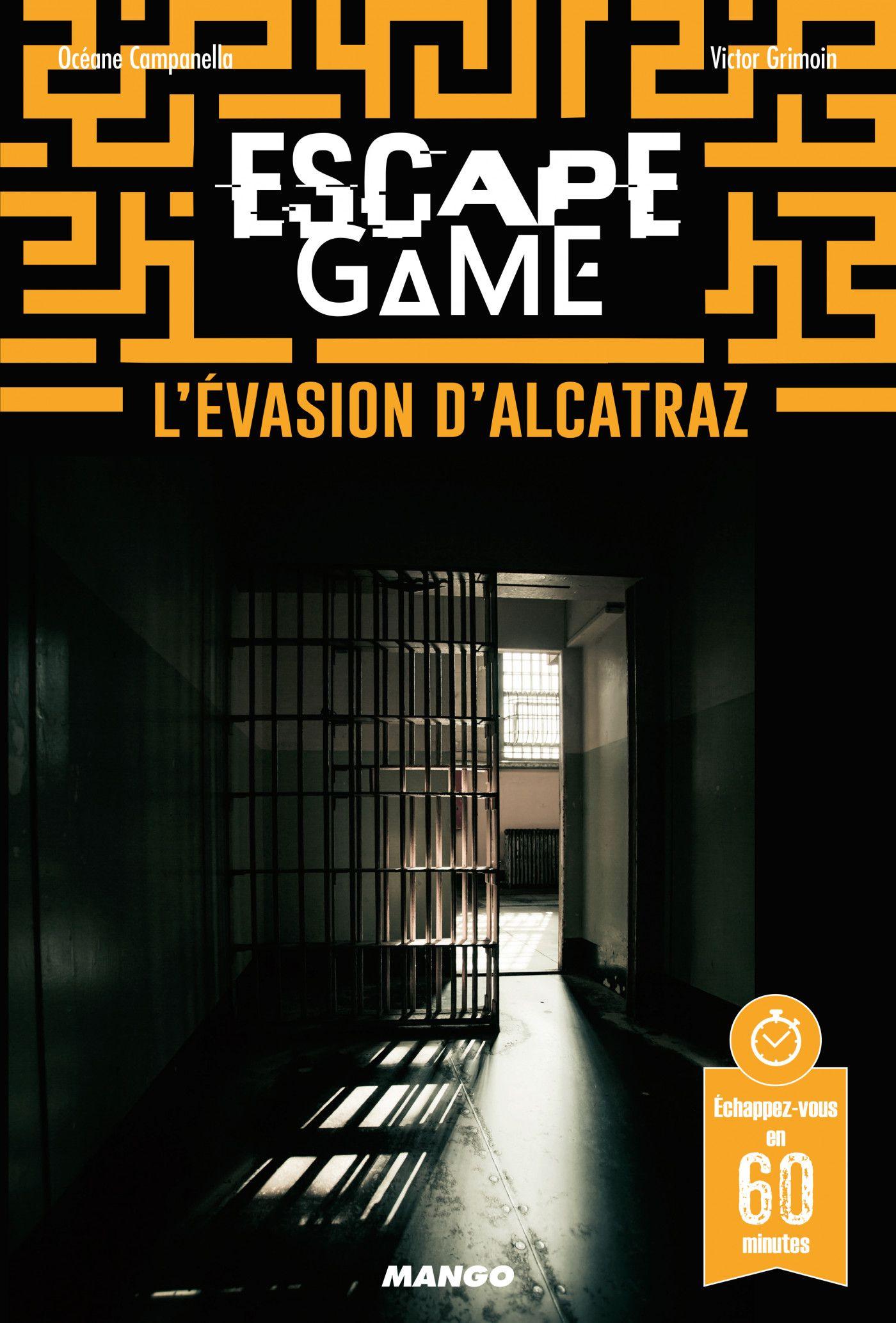 Escape Game 9782317019845