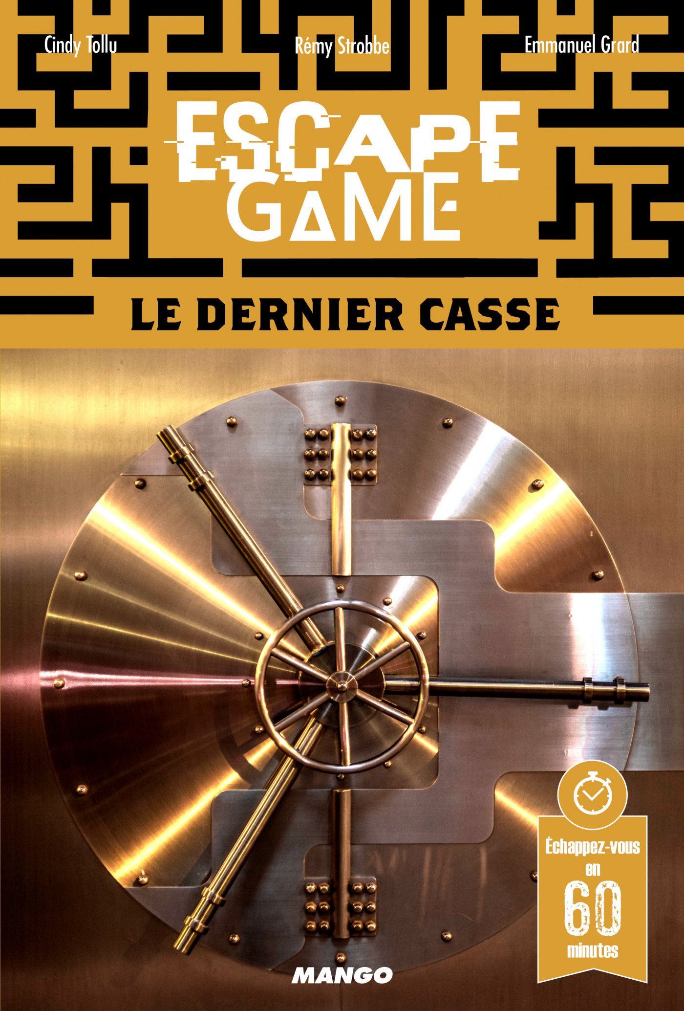 Escape Game 9782317019876