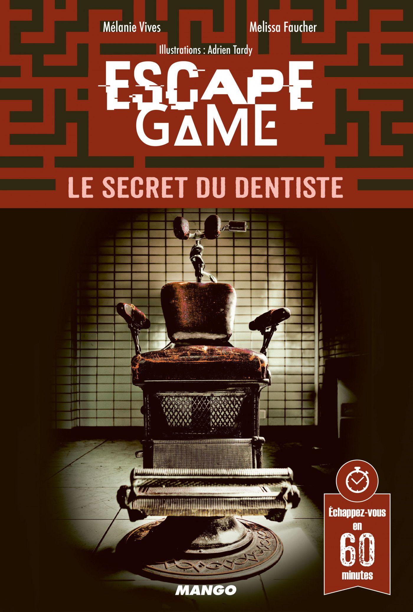 Escape Game 9782317019883