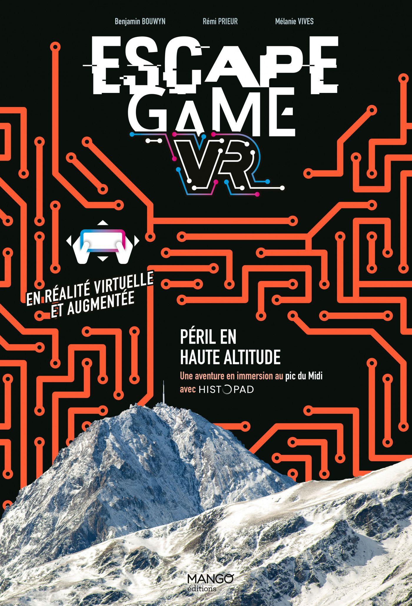 Escape Game 9782317022722