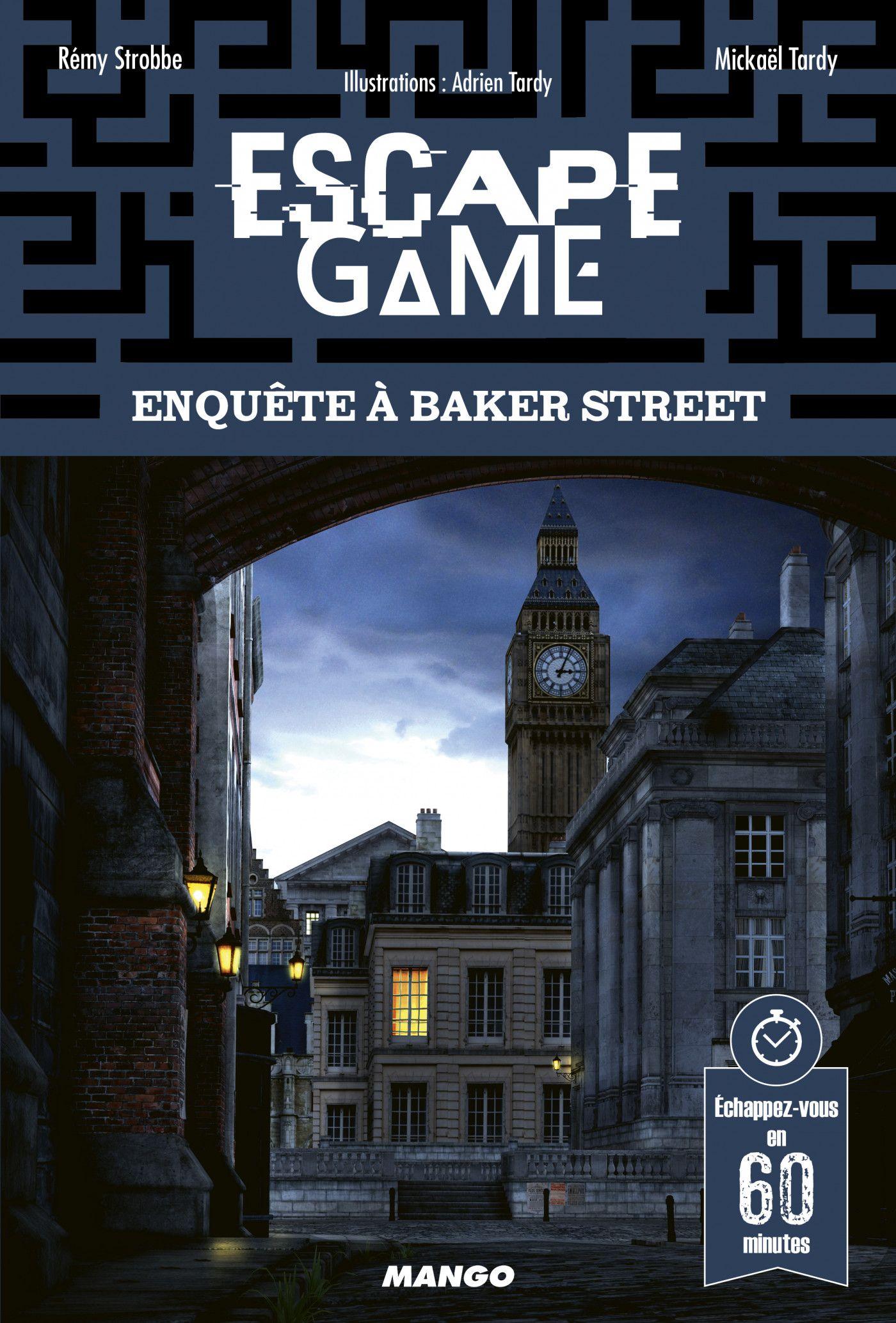 Escape Game 9782317022746