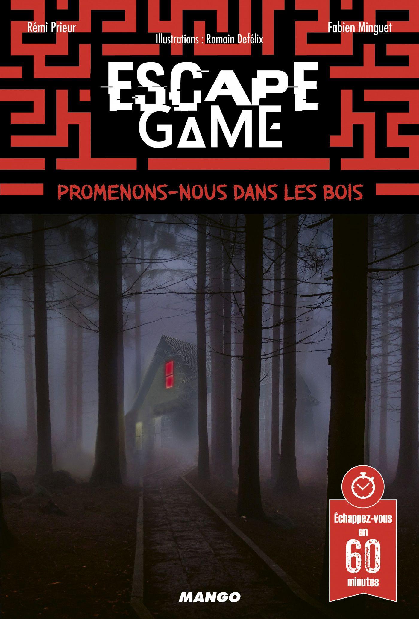 Escape Game 9782317022753