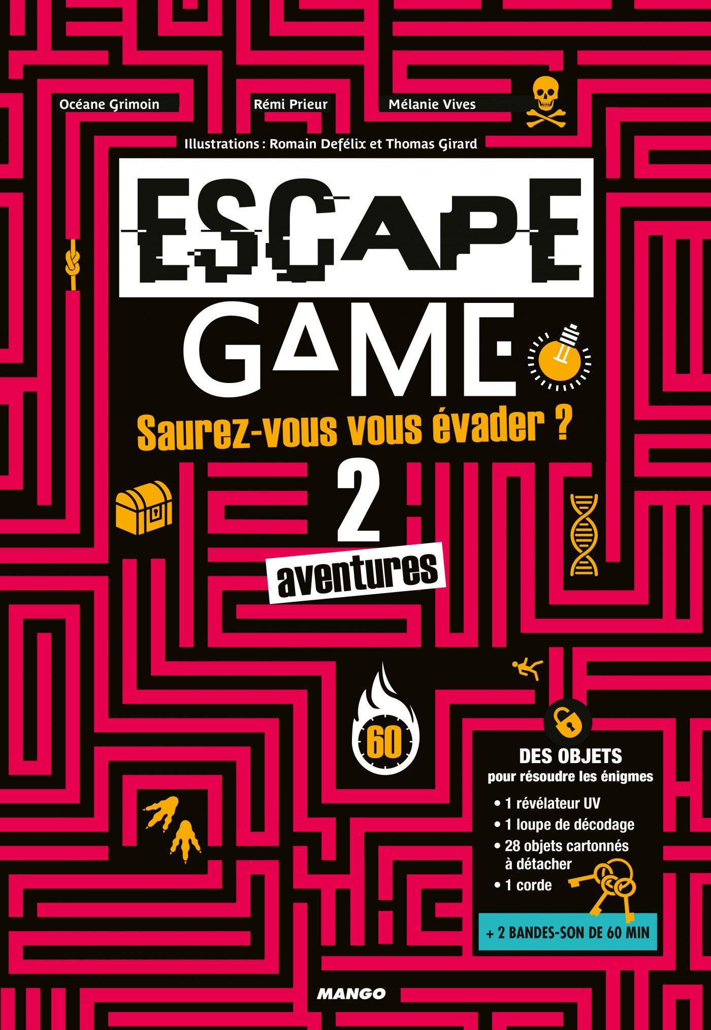 Escape Game 9782317022760