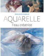 Aquarelle l'eau créatrice
