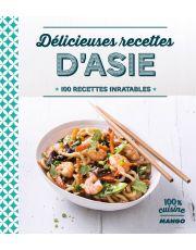Délicieuses recettes d'Asie