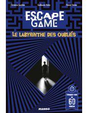 Escape Game : Le labyrinthe des oubliés