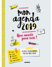 Mon agenda 2019 : Une année pour moi !