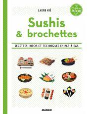 Sushis et brochettes