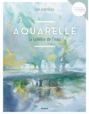 Aquarelle la lumière de l'eau