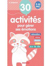 30 activités pour gérer ses émotions