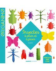 Insectes à plier et à jouer