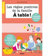 Les règles positives de la famille À table !