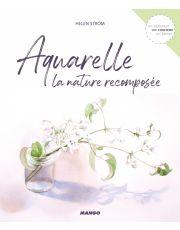 Aquarelle la nature recomposée