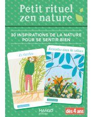 Petit rituel zen nature