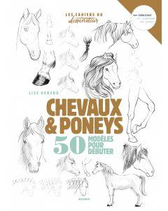 Dessiner chevaux et poneys