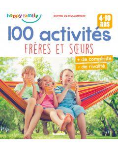 100 activités frères et sœurs