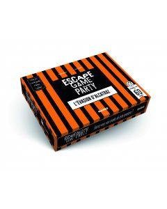 Escape game Party : L'évasion d'Alcatraz