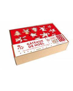 Coffret gâteaux de Noël