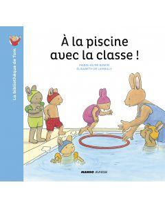 A la piscine avec la classe !