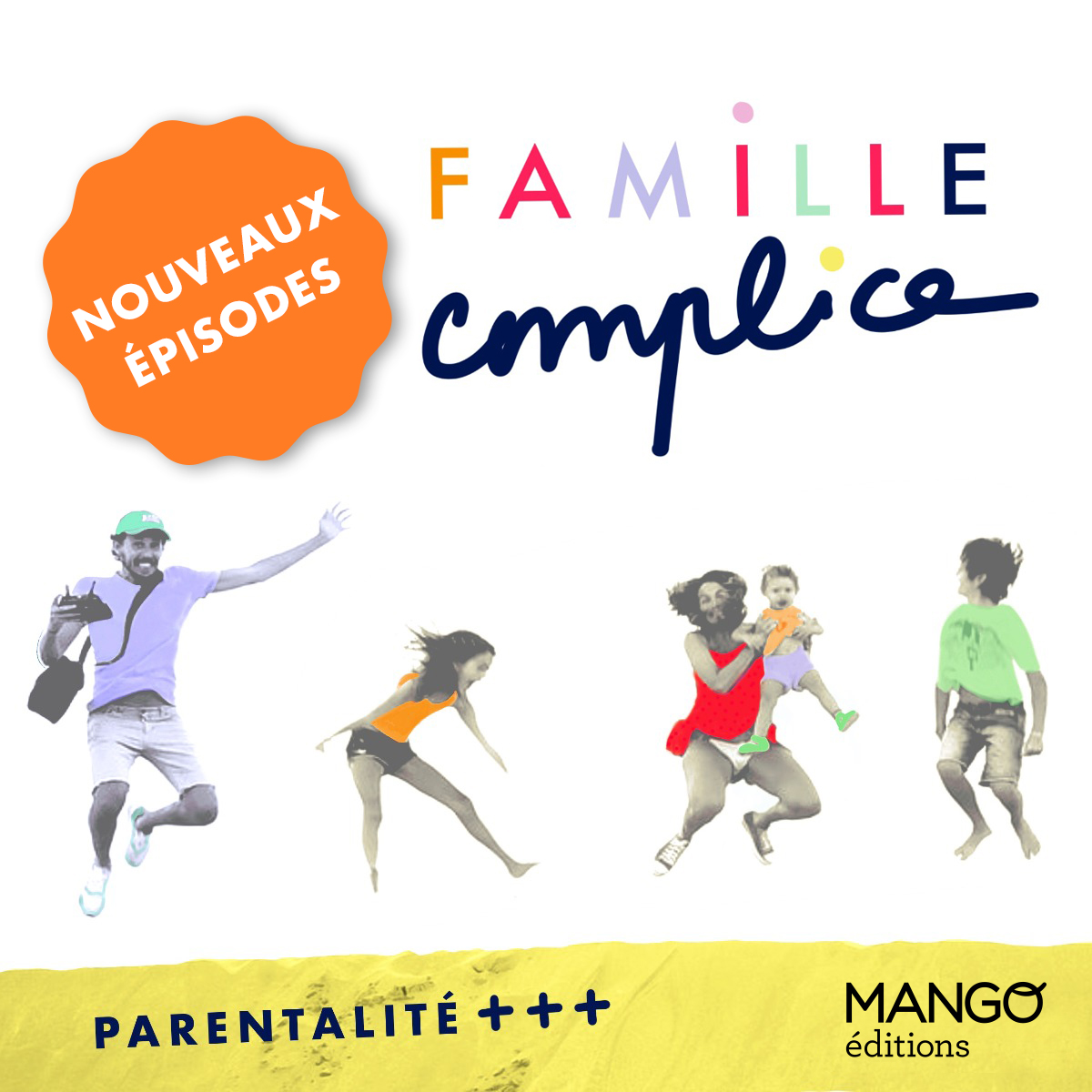 Logo podcast Famille complice