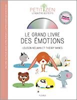 Couverture Le grand livre des émotions