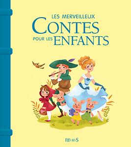 Couverture Les merveilleux contes pour les enfants