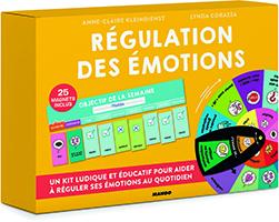 Coffret régulation des émotions