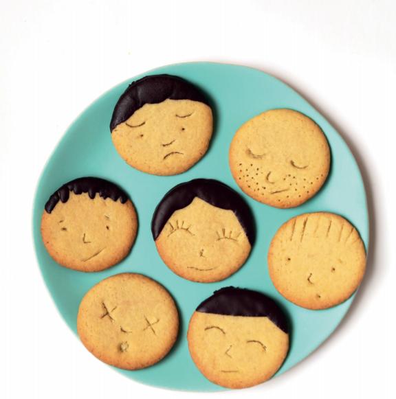 Cuisiner des biscuits